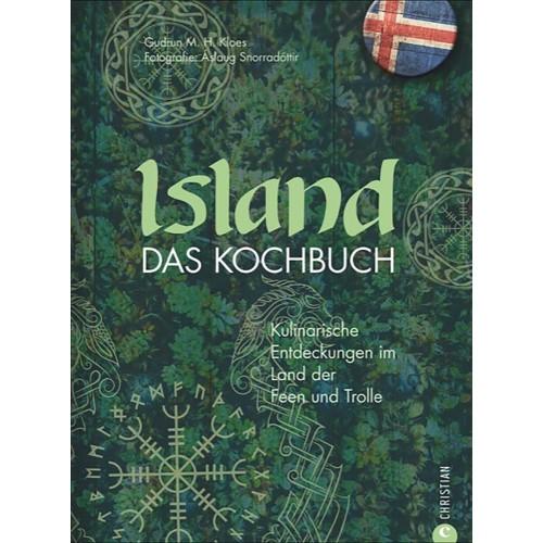 Island. Das Kochbuch....
