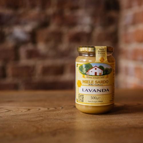 Sardischer Honig Lavanda