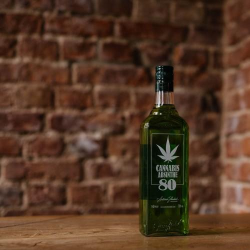 Cannabis Absinth 80