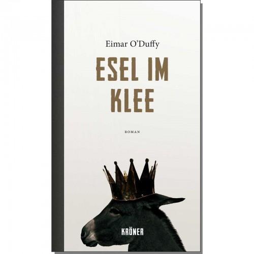 Esel im Klee