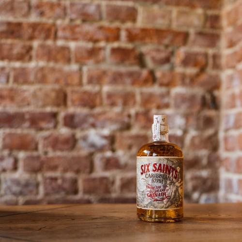 Six Saints Caribbean Rum